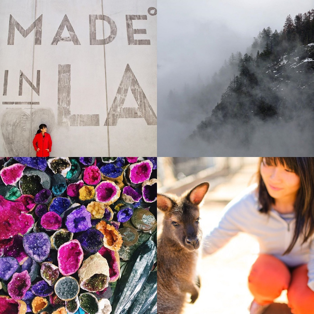 15 Instagram Travelers Who's Feeds Will Soothe Your Wanderlust | @estherjulee