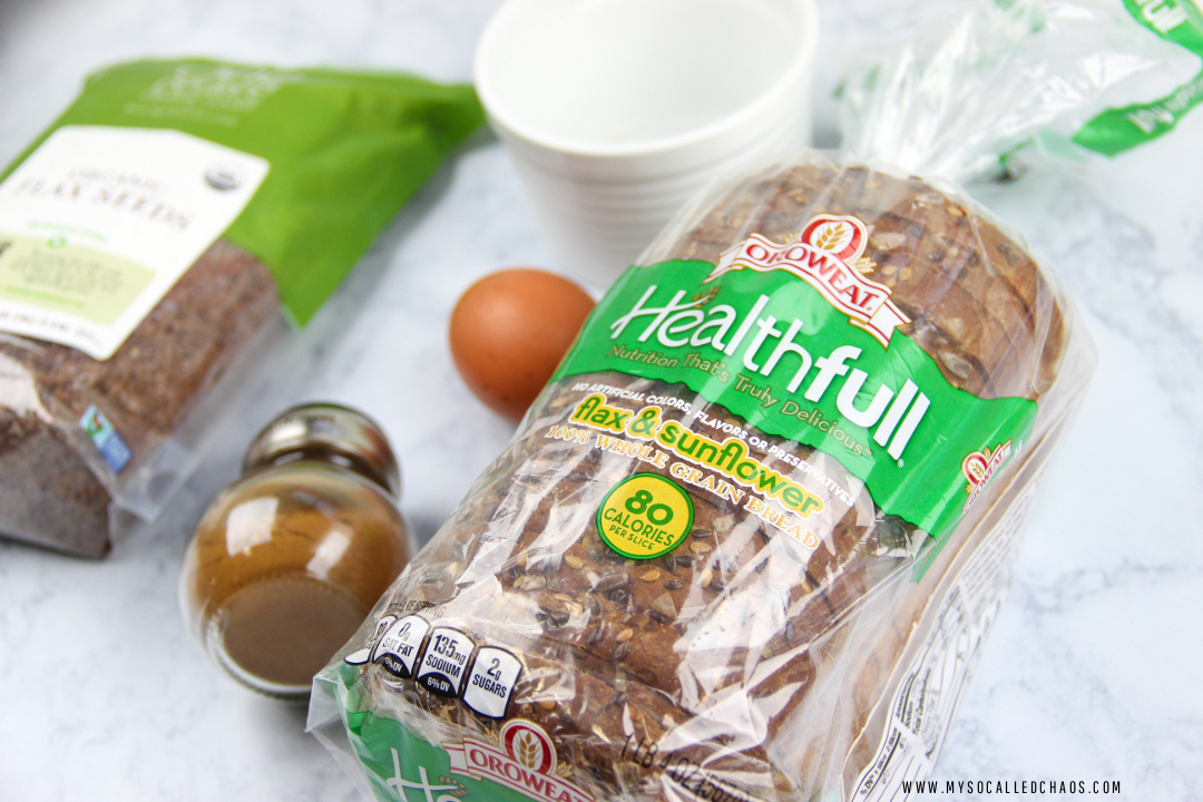 Oroweat® Whole Grains 100% Whole Wheat Bread - Flax and Sunflower Bread