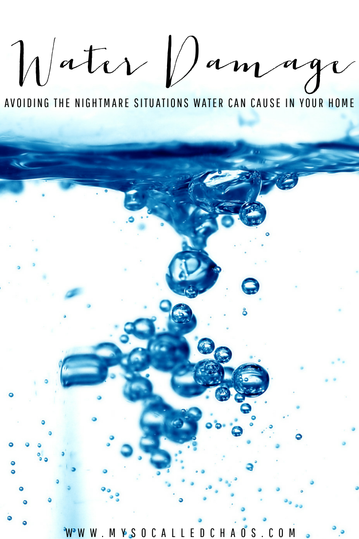 Water Damage | Avoiding the Nightmare Situations Water Can Cause In Your Home