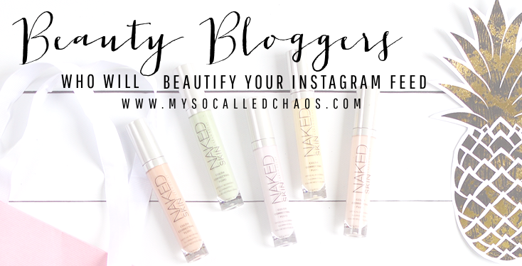Beauty Bloggers that Will Beautify Your Instagram Feed