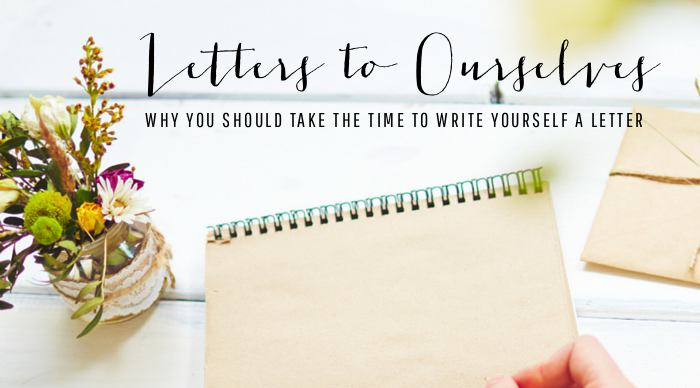 Letters to Ourselves