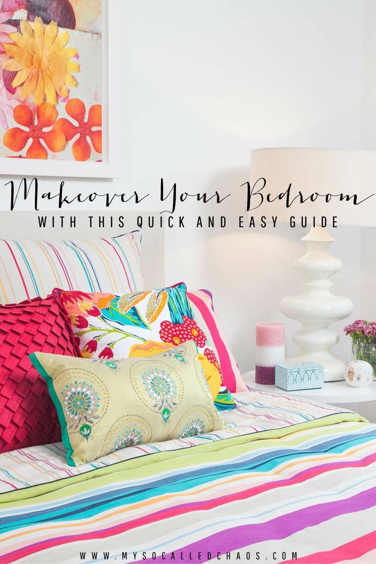 How to Makeover Your Bedroom With This Quick and Easy Guide.
