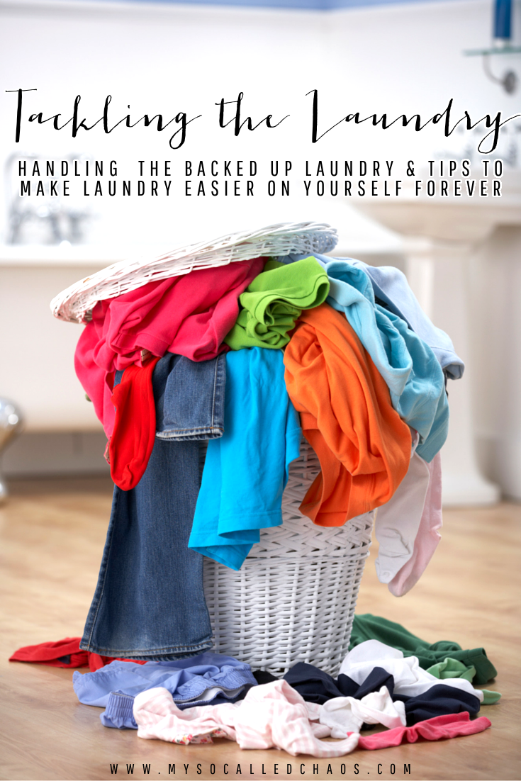 Tackling the Laundry Backlog