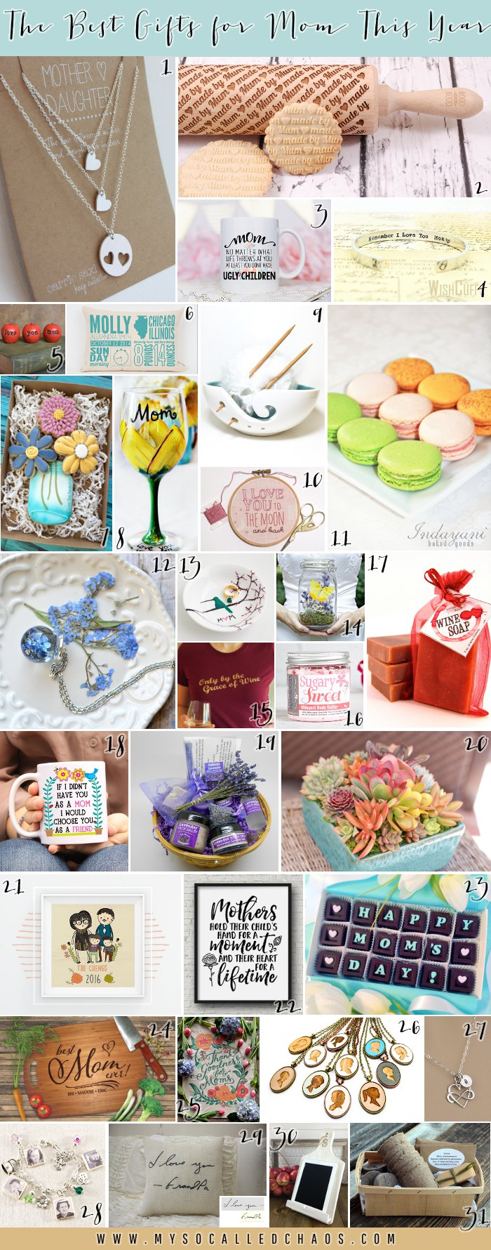Mother's Day Gift Guide | The Best Gifts for Mom This Year