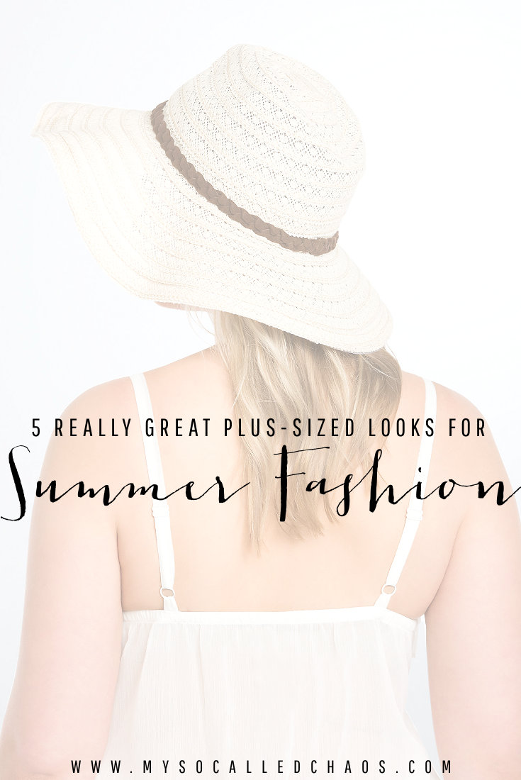 5 Really Great Plus-Size Summer Looks to Rock Your Wardrobe