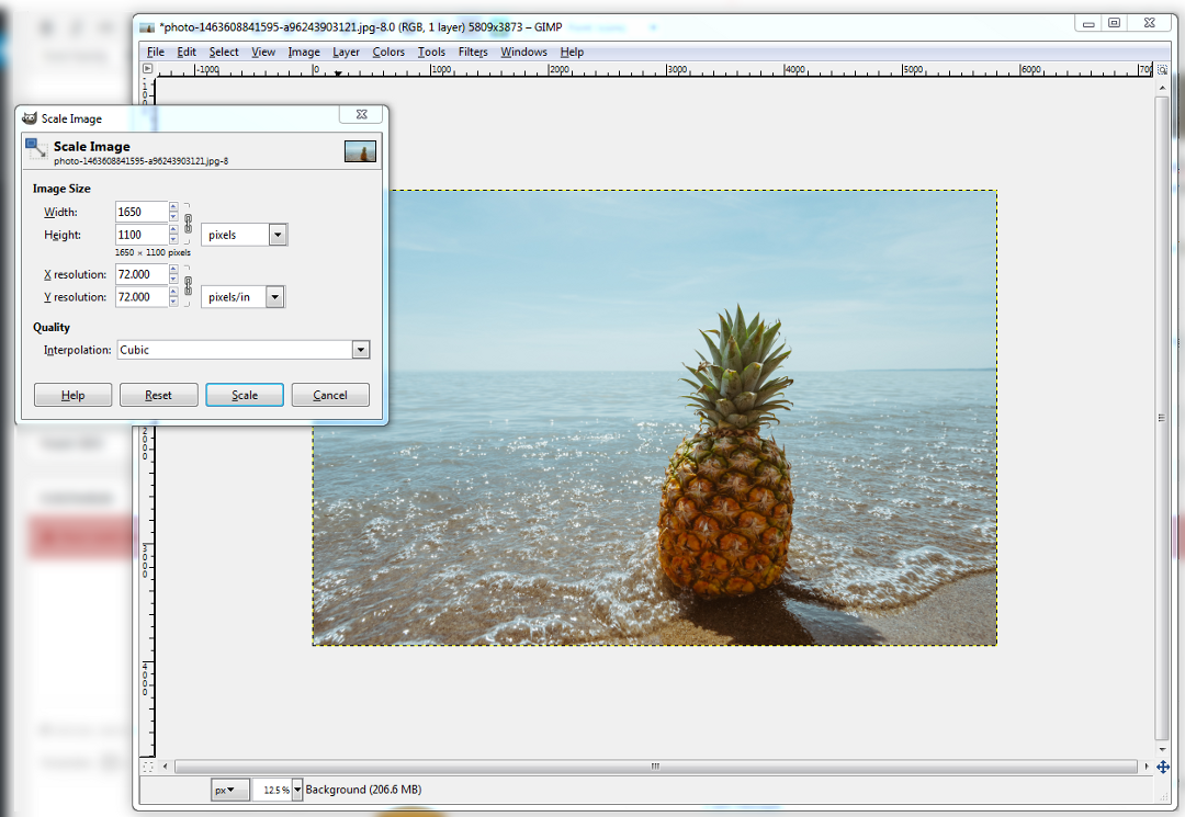 Resize Your Image to Make it Vertical and Pinterest-Worthy