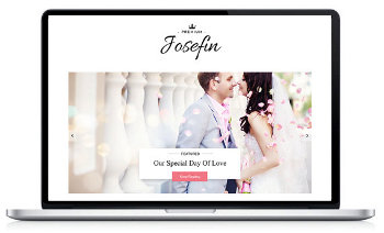 Josefin Blogger Template by BThemez Templates