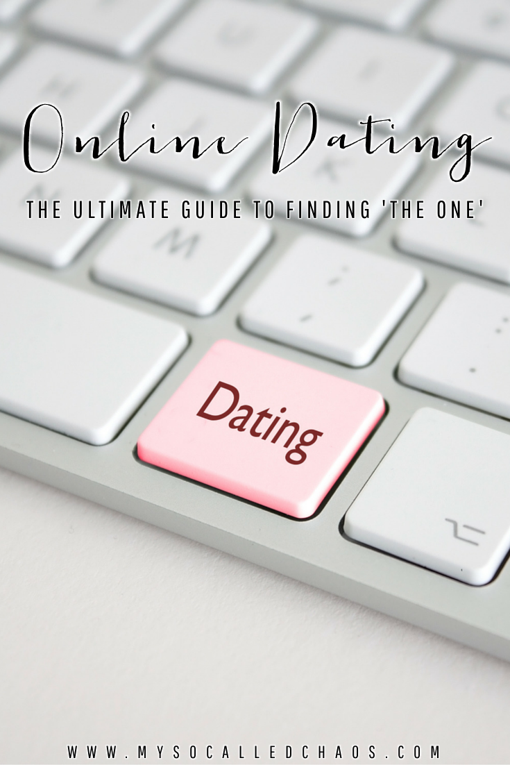 Guide to online dating