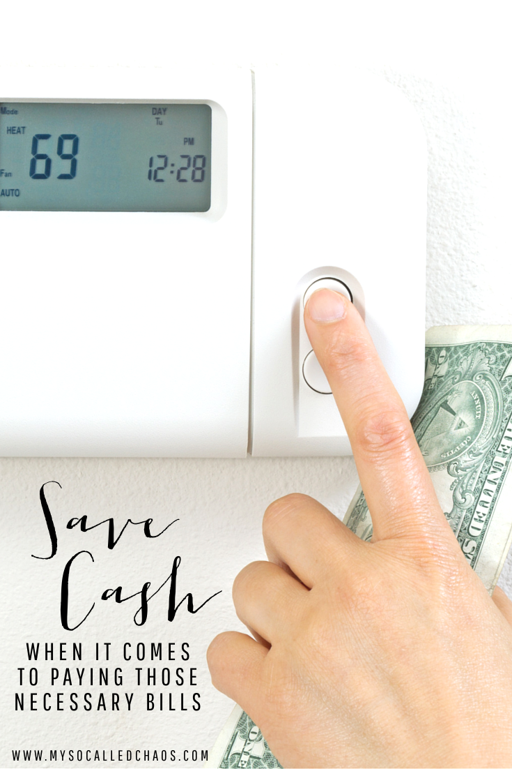 How To Save Cash On Those Bills You Just Have To Pay