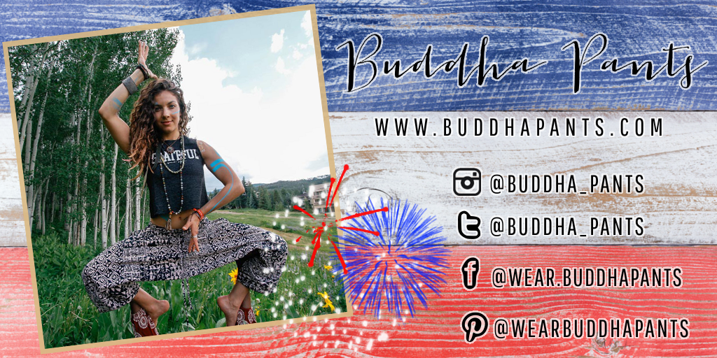 Meet My July Sponsors: Buddha Pants