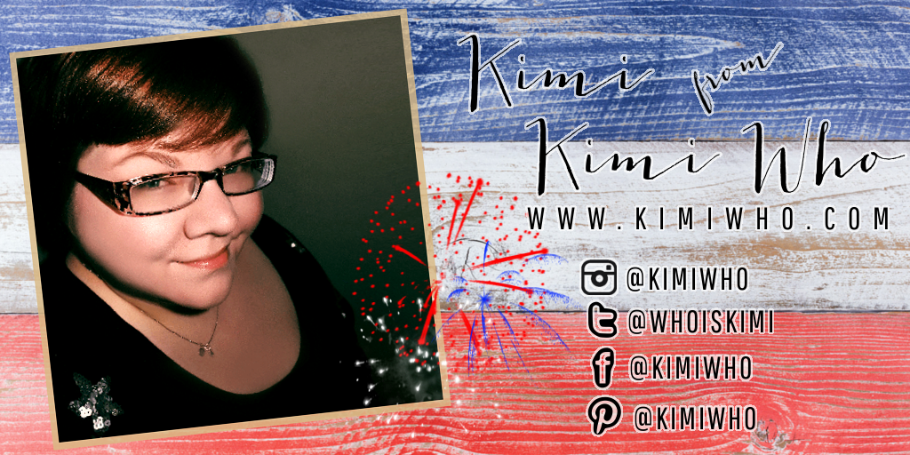 Meet My July Sponsors: Kimi of Kimi Who