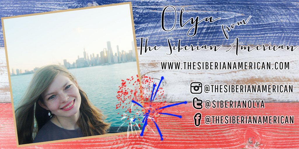 Meet My July Sponsors: Olya of The Siberian American