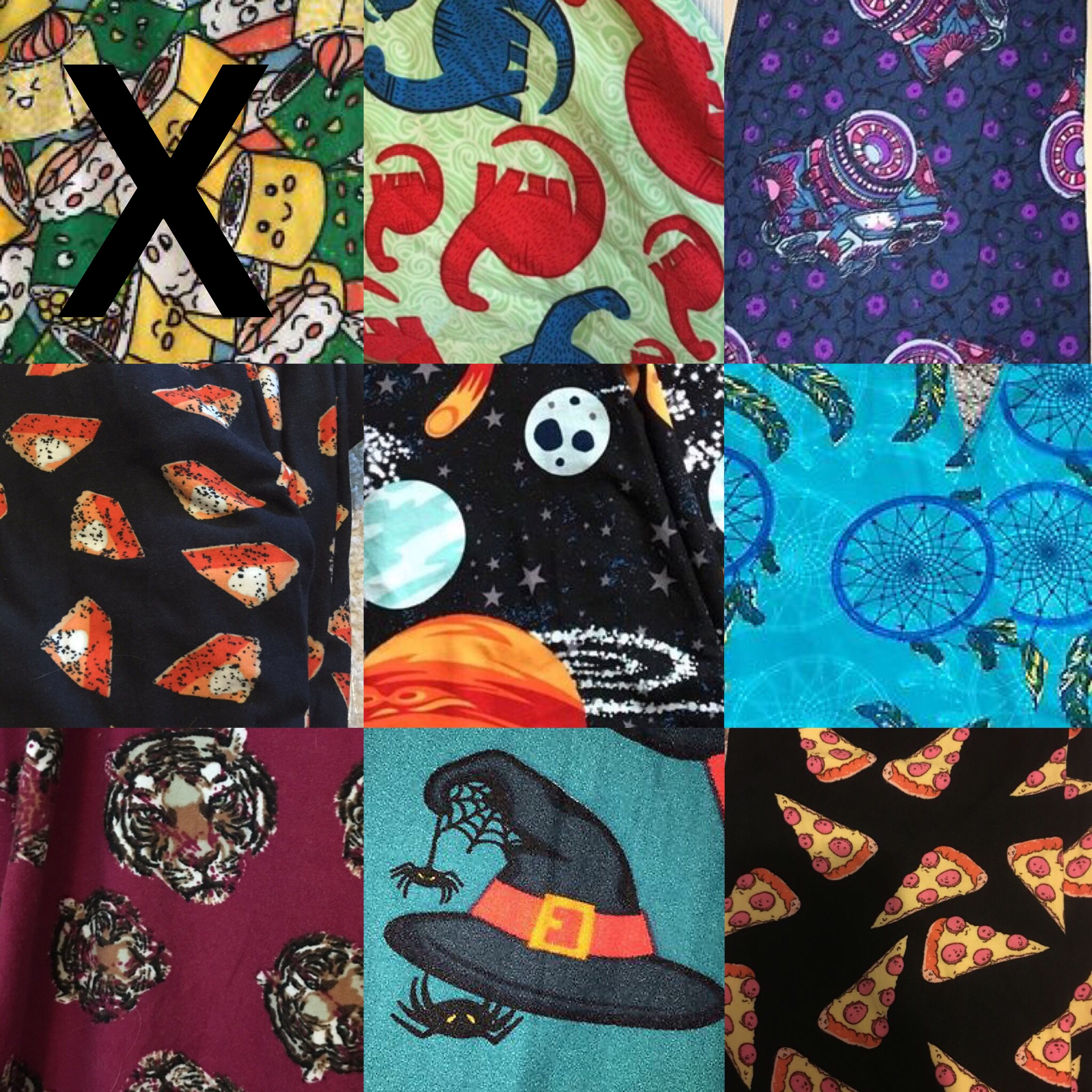 My LuLaRoe Leggings Unicorns