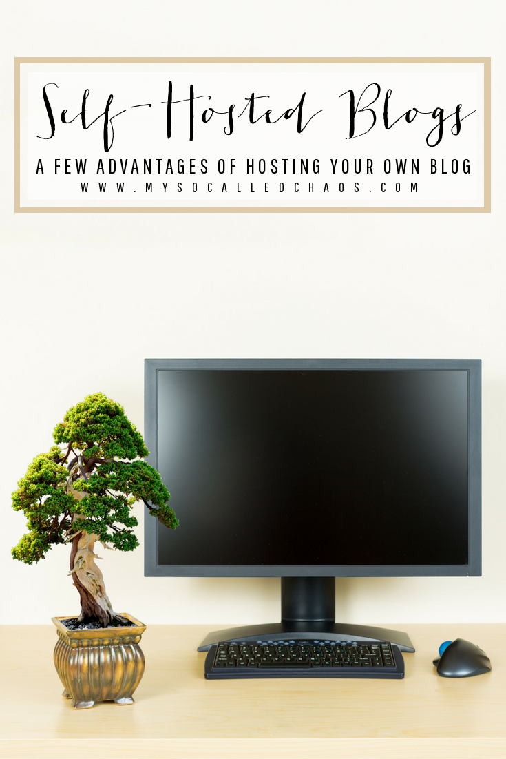 Having a Self-Hosted Blog: A Few of the Advantages