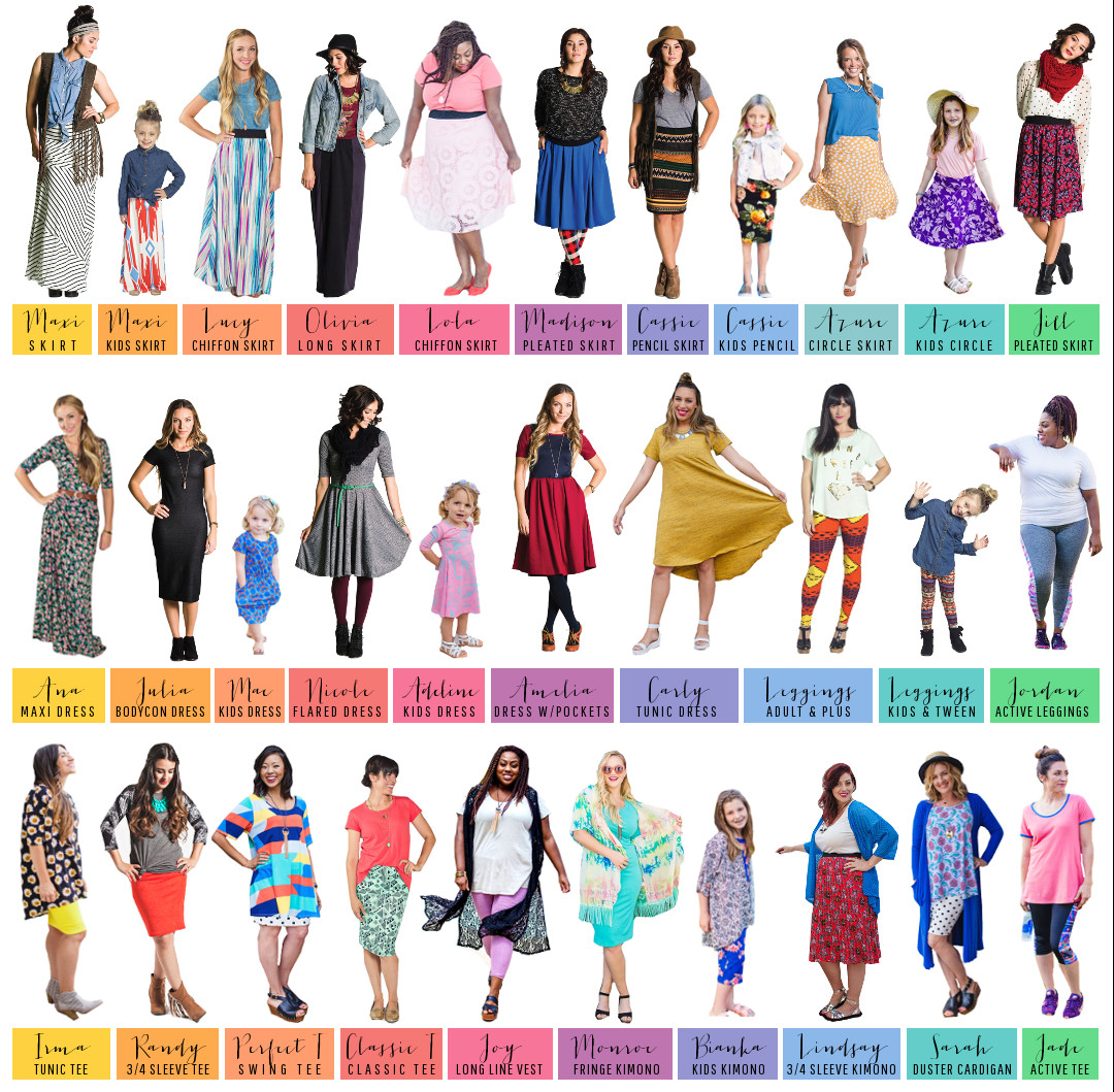 LuLaRoe Products