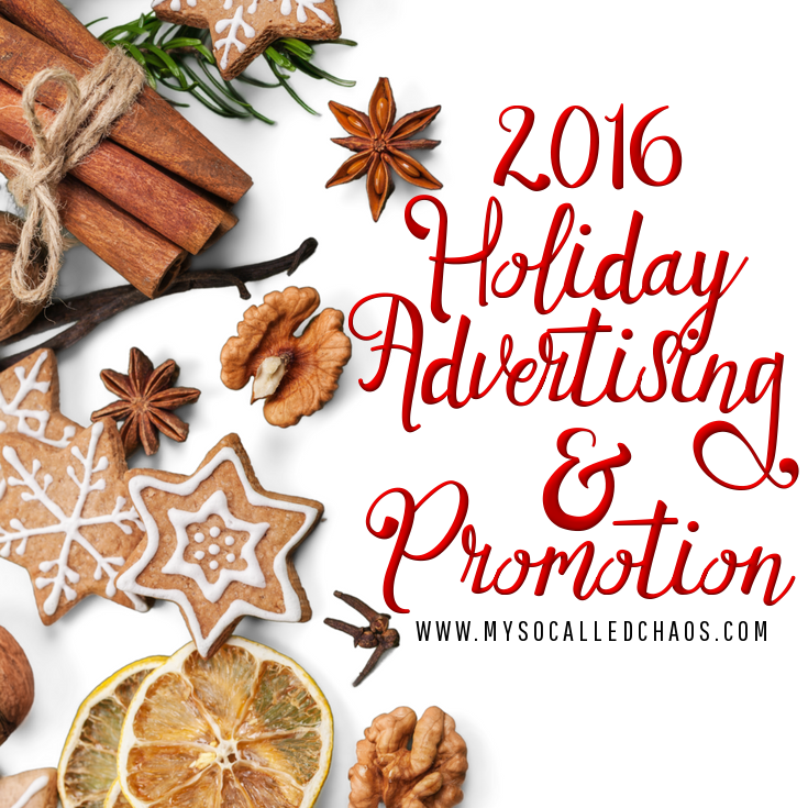 Holiday Advertising & Promotion Available This Season