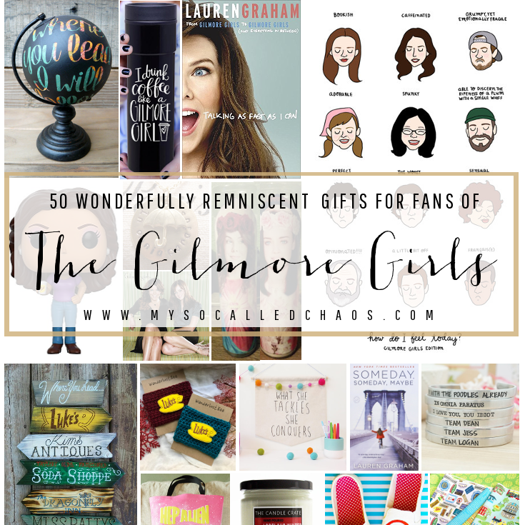 50 Gifts for Gilmore Girls Fans – Christmas Gift Ideas