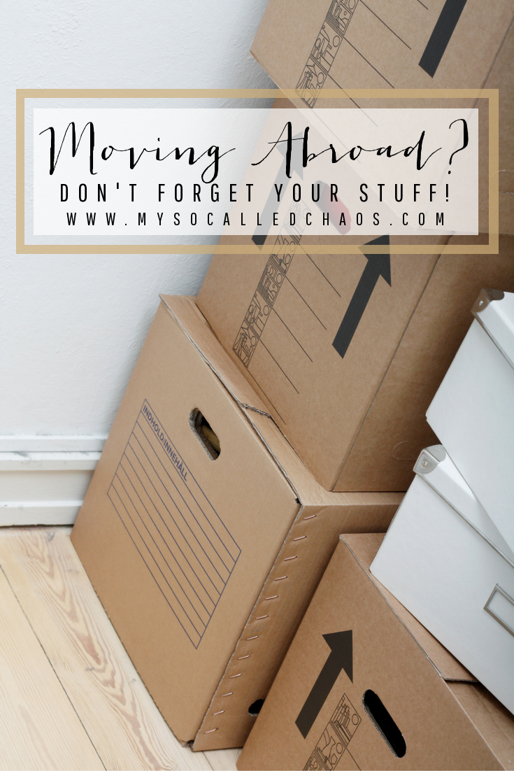 Moving Abroad? Don't Forget These Important Things!
