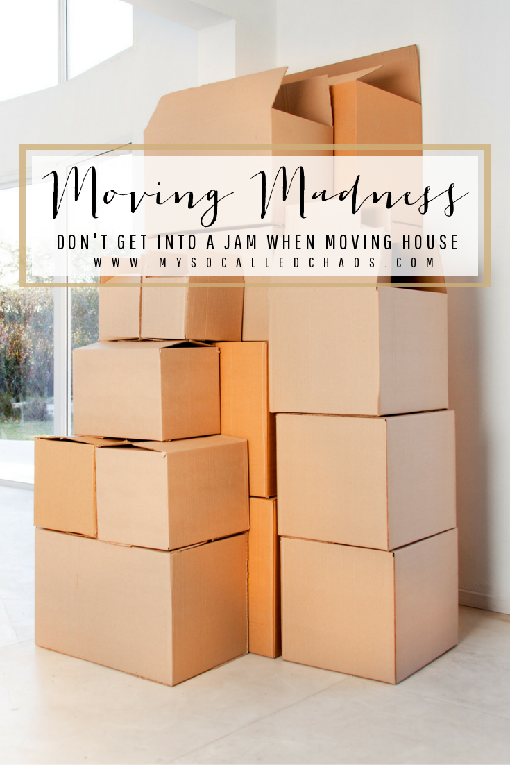 Moving House Madness? Don't Get In A Jam!
