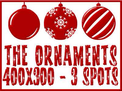 The Ornaments Ad Spot at My So-Called Chaos