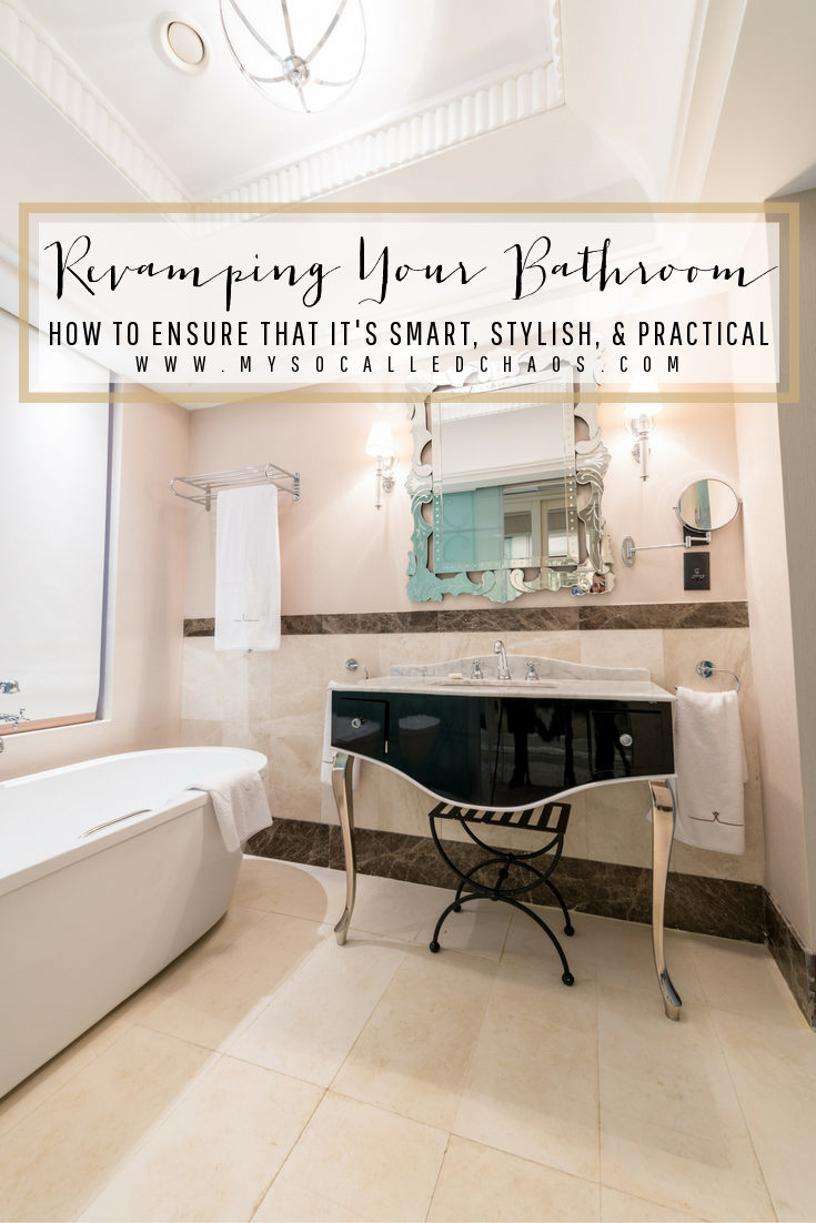 How To Ensure Your Bathroom is Smart, Stylish & Practical
