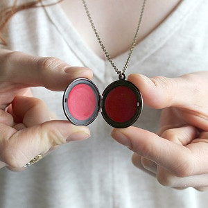 DIY Lip Balm Locket