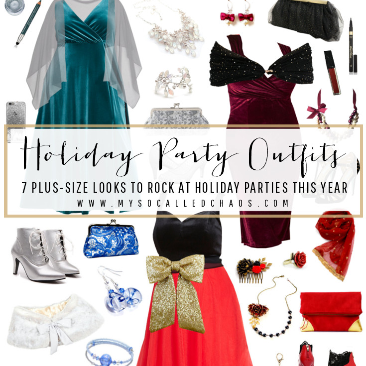 7 Curvy Holiday Party Outfits to Rock This Season