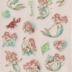 Kawaii Japan Translucent Tracing Paper Ariel