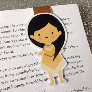 Princess Pocahontis Bookmark