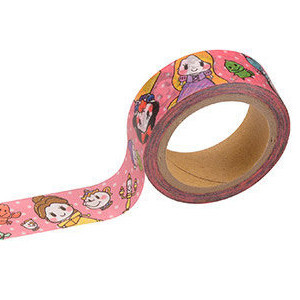Disney Princess Sketch Washi Tape