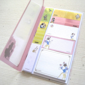 Snow White Sticky Tabs