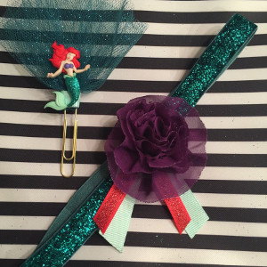 Ariel Planner Band and Paper Clip