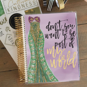 Ariel Planner Cover