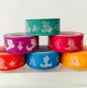 Disney Princess Washi Tape