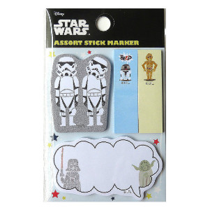 Star Wars Sticky Notes