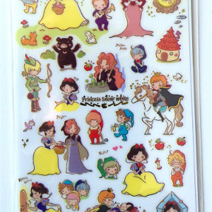 Princess Snow White Sticker