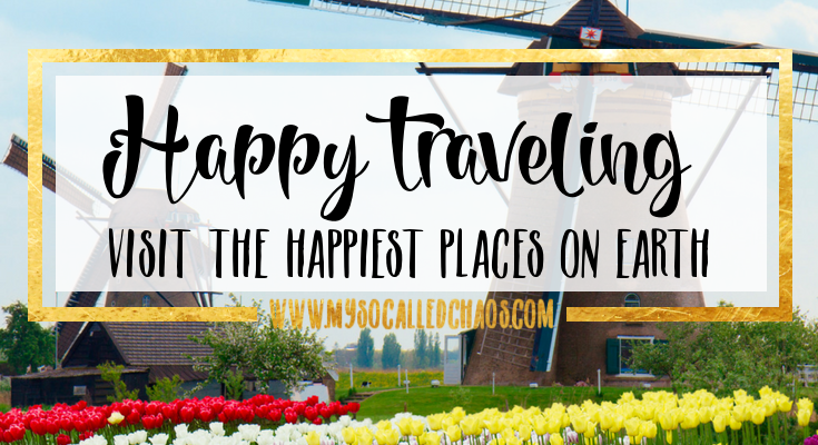 The Happiest Places In The World