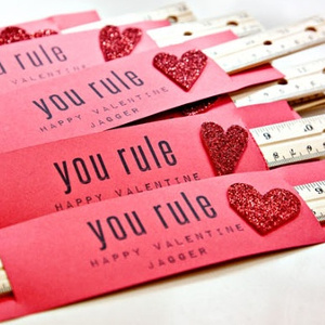 DIY You Rule Valentine