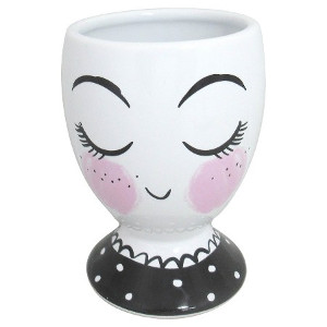 February Favorites: Ceramic Cup Pencil Holder Trinket Dish, Girl - Threshold™ from Target