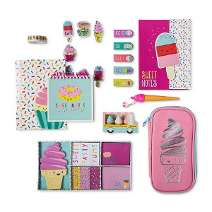 February Favorites: Sweet Treat Mega Stationery Kit from Target