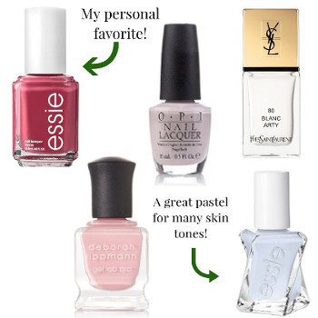 February Favorites: Pretty Polishes for Spring and Summer from Feisty Green Polka Dot