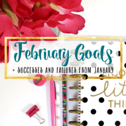 Life Updates from January + February Goals