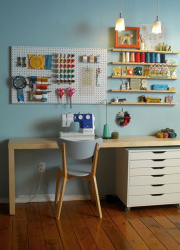 Space-Saving Office Ideas
