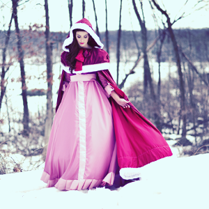 Cosplay | Winter Belle from Kyla is Inspired