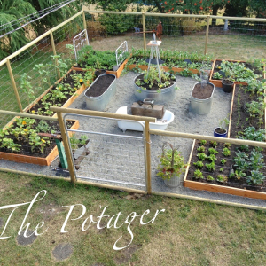 "From Grass To Garden presenting… ""The Potager"""