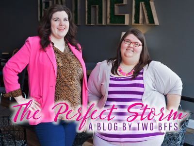 The Perfect Storm: A Blog by Two BFFs