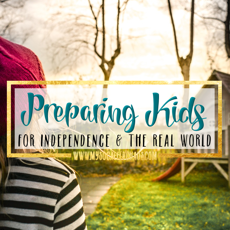 Preparing Kids for the Real World