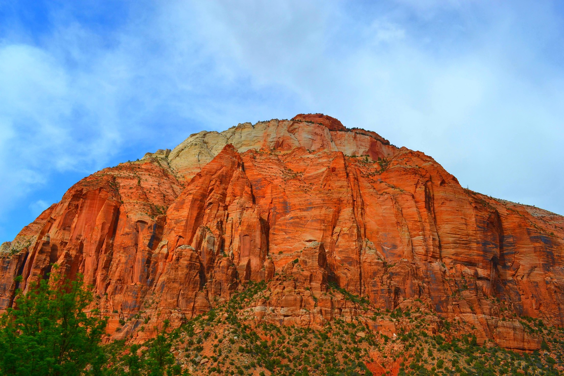 Great Places to Visit in the United States: Zion National Park