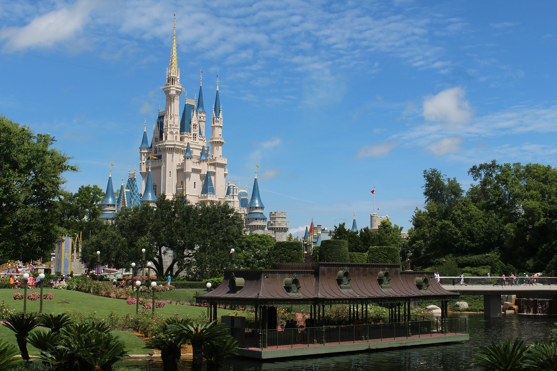 Great Places to Visit in the United States: Disney World