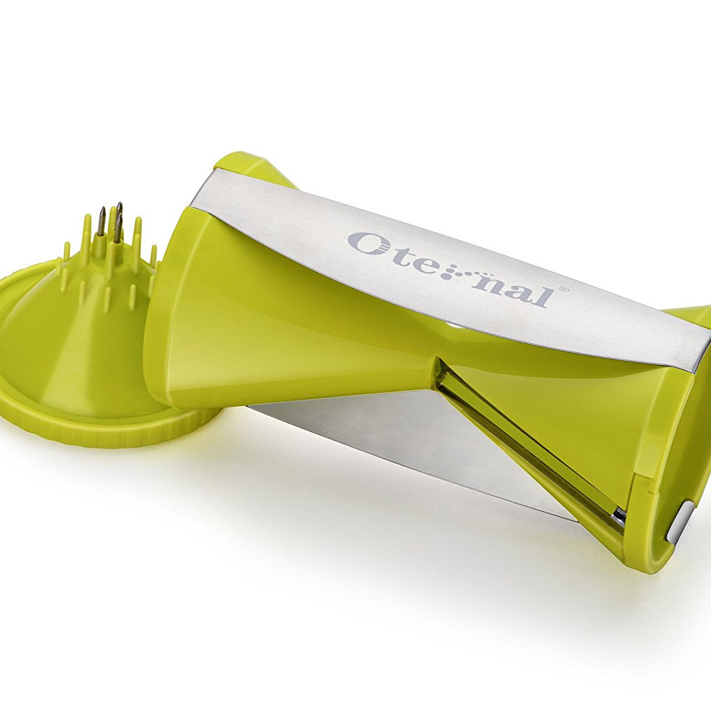Oternal Vegetable Spiral Slicer Spiralizer